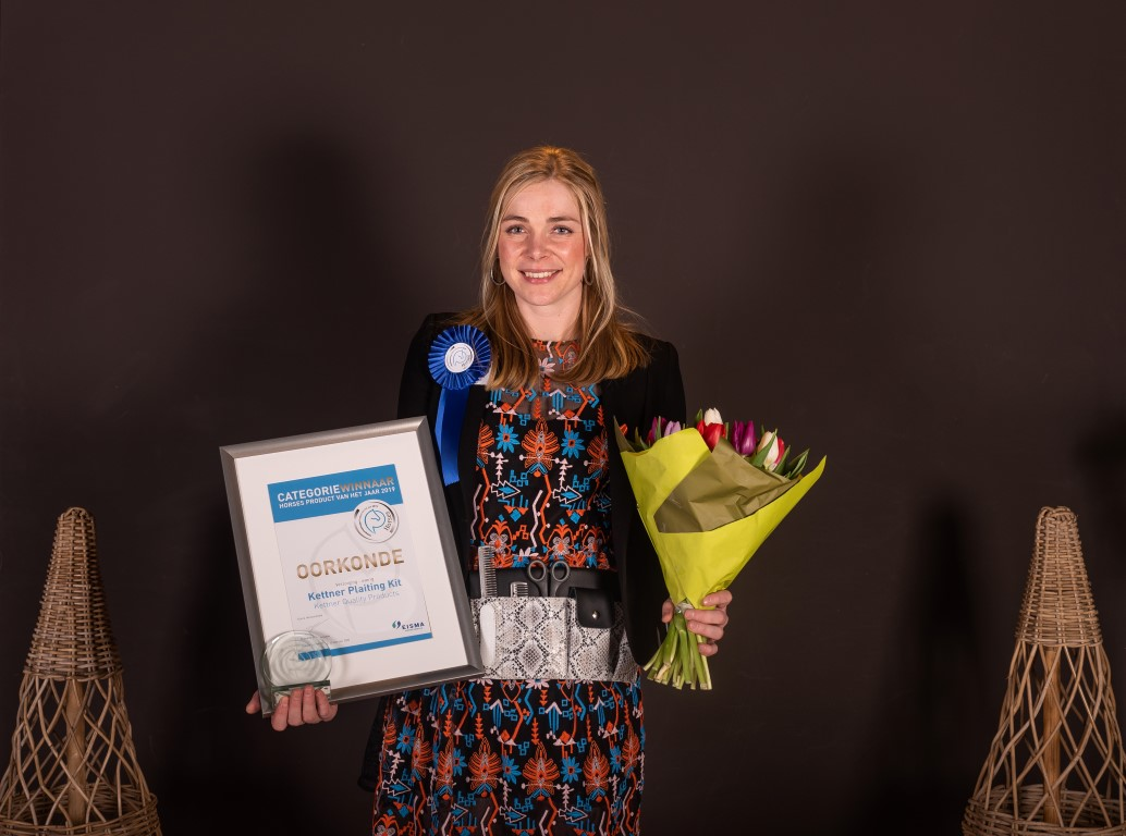 Elise Kettner van Kettner Quality Products