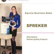 Elise Kettner gastsprerker