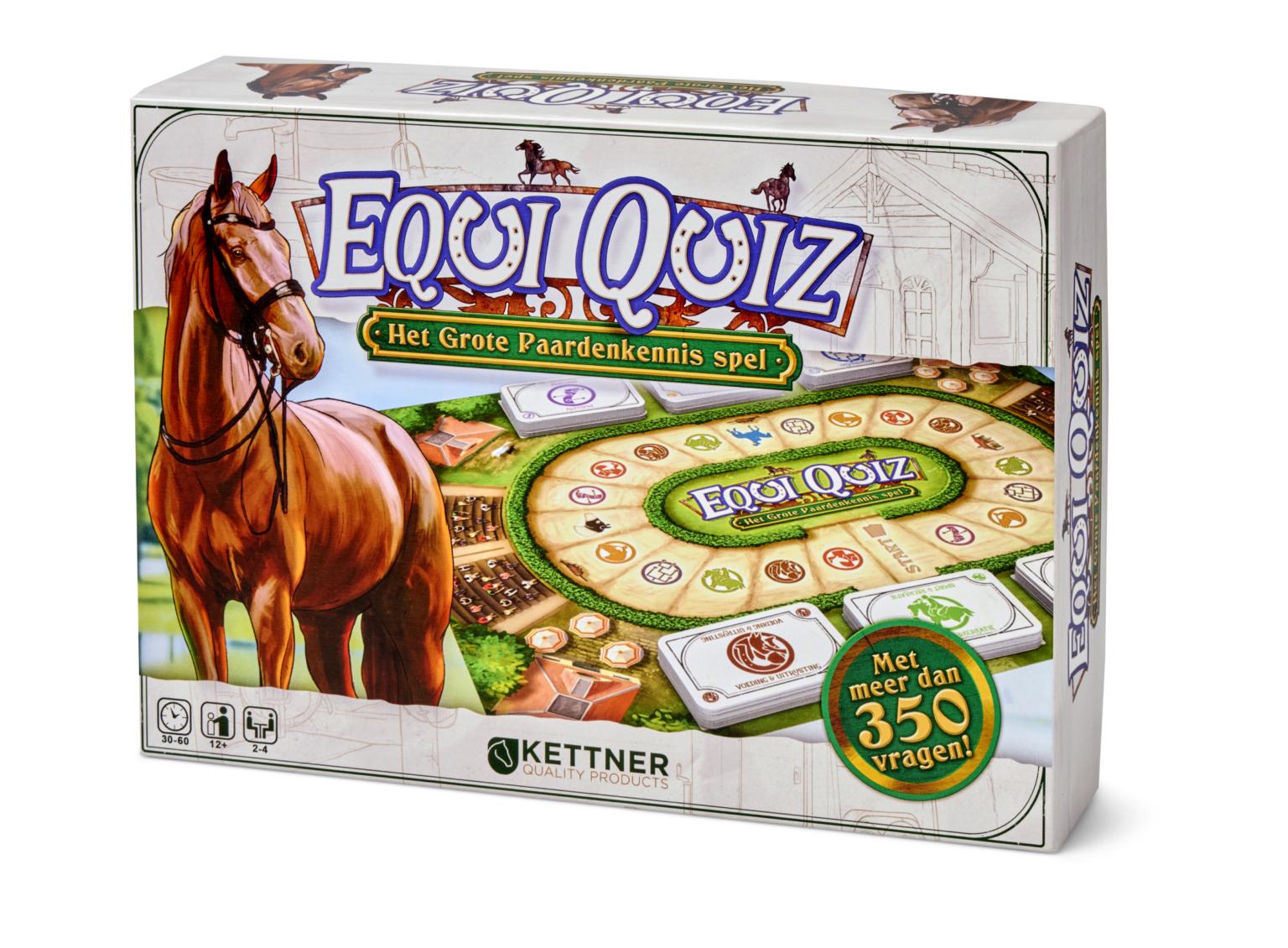 Paardenkennis bordspel